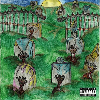 OUTNUMBERED BY DEAD cover art