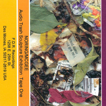 Audio Trash Sculpture Exhibition Tape One cover art