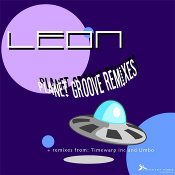 Leon - Planet Groove Remixes cover art