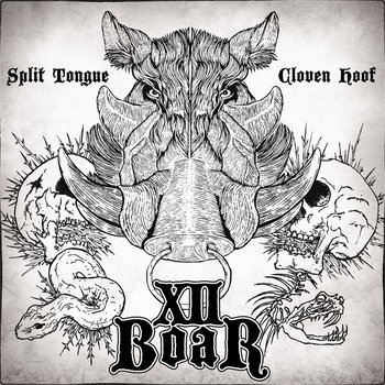 Split Tongue, Cloven Hoof cover art