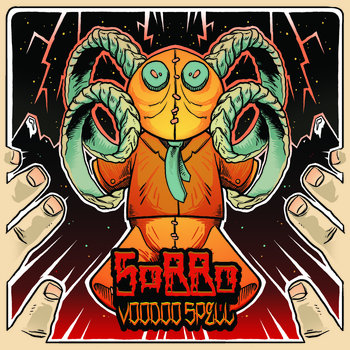 VooDoo Spell cover art