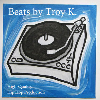 Beats by Troy K. cover art