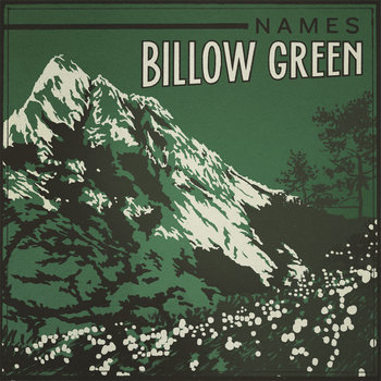 Billow Green - Sunbeam/Exception cover art