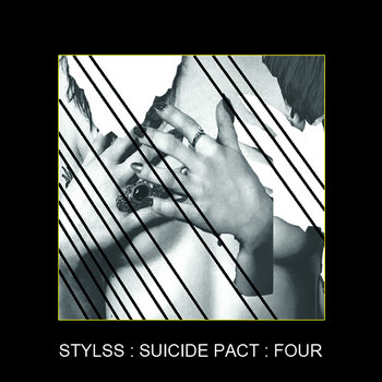 STYLSS : SUICIDE PACT : FOUR cover art
