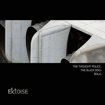 The Thought Police cover art
