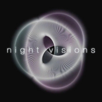 Night Visions (EP) cover art