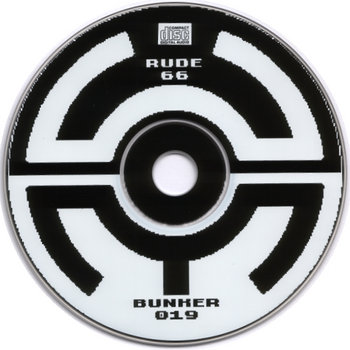(Bunker 019) Compilation CD (1994) cover art