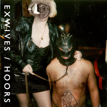 Hoors cover art