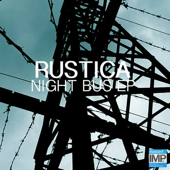 Night Bus EP cover art