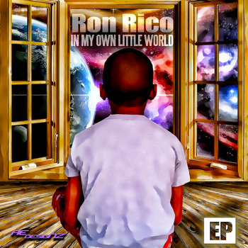 In My Own Little World EP. cover art