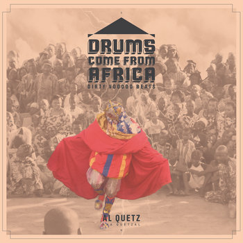 Drums Come From Africa cover art