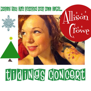 Tidings Concert cover art