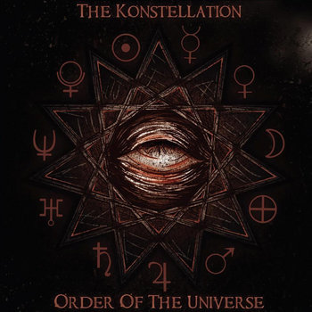 Order Of The Universe cover art