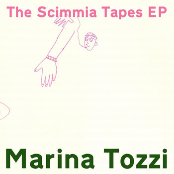 The Scimmia Tapes EP cover art