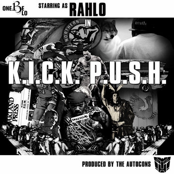 KICK PUSH cover art