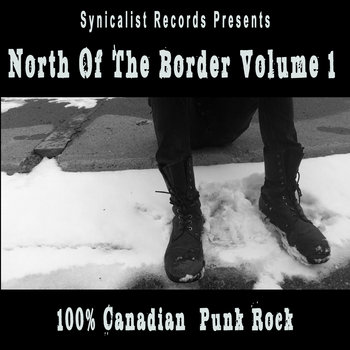 North Of The Border Vol 1 cover art