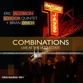 Combinations - Live At The Jazz Estate cover art