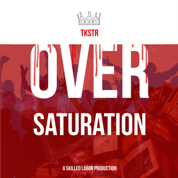 Over Saturation cover art