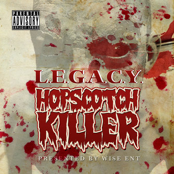 Hopscotch Killer cover art