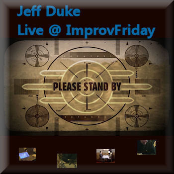 Jeff Duke - Live @ ImprovFriday cover art