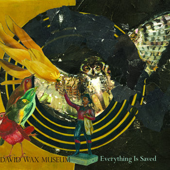Everything Is Saved cover art