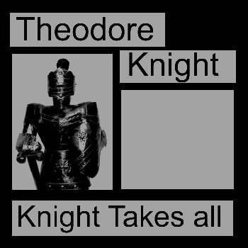Knight Takes All EP cover art