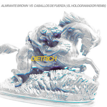 Caballos de Fuerza (Single 2011) - Dietrich cover art