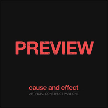 Artificial Construct - Part One (Preview) cover art