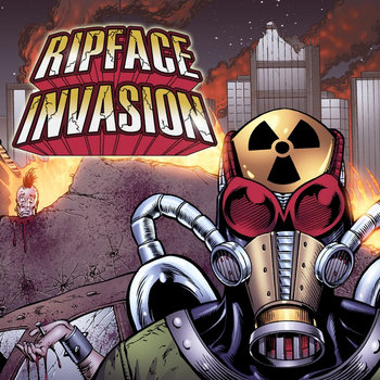 Ripface Invasion cover art