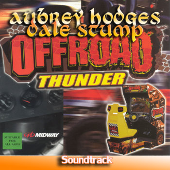 Offroad Thunder: Official Soundtrack cover art