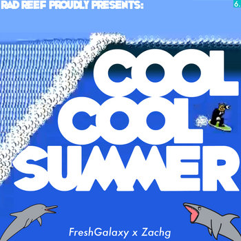 Cool Cool Summer cover art
