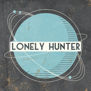 The Lonely Hunter cover art