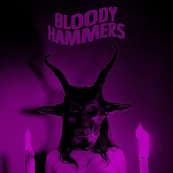 Bloody Hammers cover art