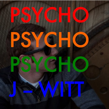 The Psycho LP cover art