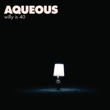 Willy is 40 cover art