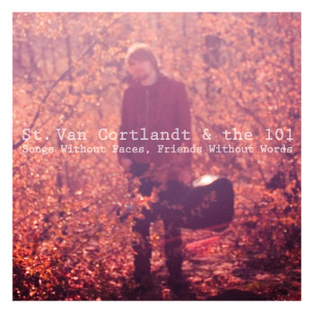 Songs Without Faces, Friends Without Words cover art