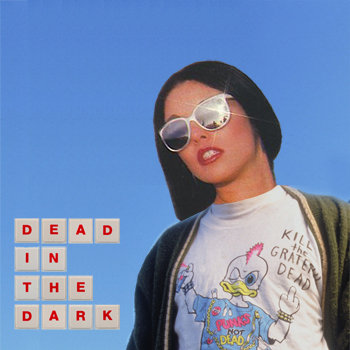 DEAD IN THE DARK cover art