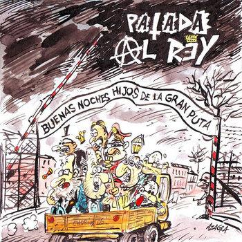 Buenas Noches Hijos de la Gran Puta cover art