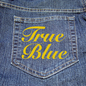 True Blue cover art
