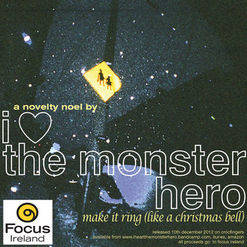 Make it ring (like a Christmas bell) for Focus Ireland cover art