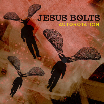 Jesus Bolts cover art