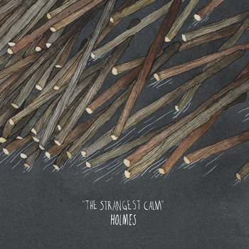 The Strangest Calm cover art