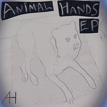 Animal Hands EP cover art