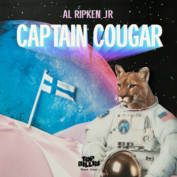 Captain Cougar EP cover art