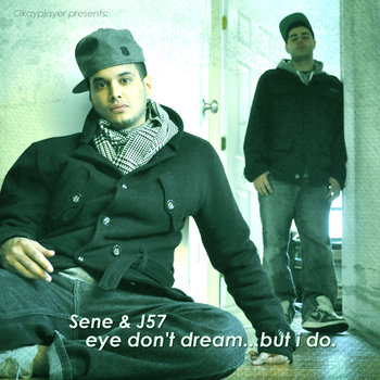 eye don't dream...but i do EP cover art