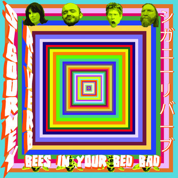 Bees In Your Bed Bad cover art