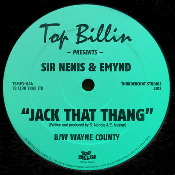 Jack That Thang cover art