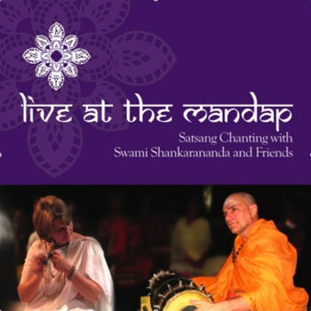 Live At the Mandap Vol.I cover art