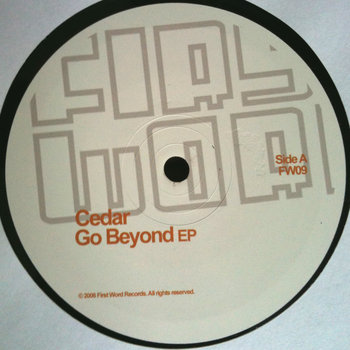 Go Beyond EP cover art