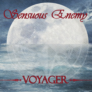 Sensuous Enemy- Voyager cover art